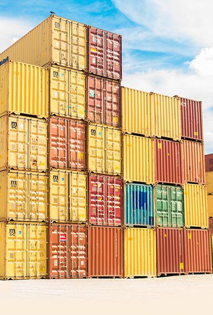 Aseguramientos en traslados de mercancías
