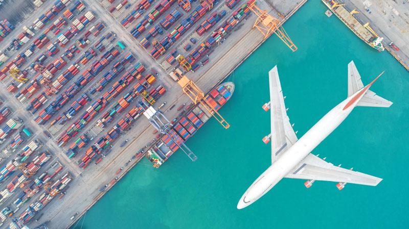 transportación de mercancías