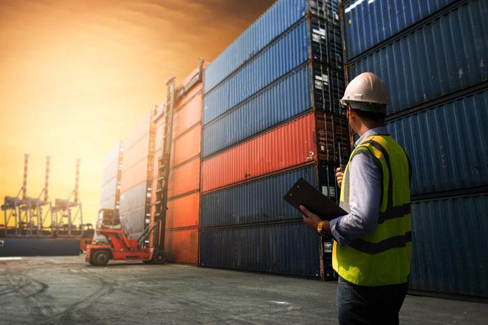 Exportación internacional de mercancías - Royal Courier
