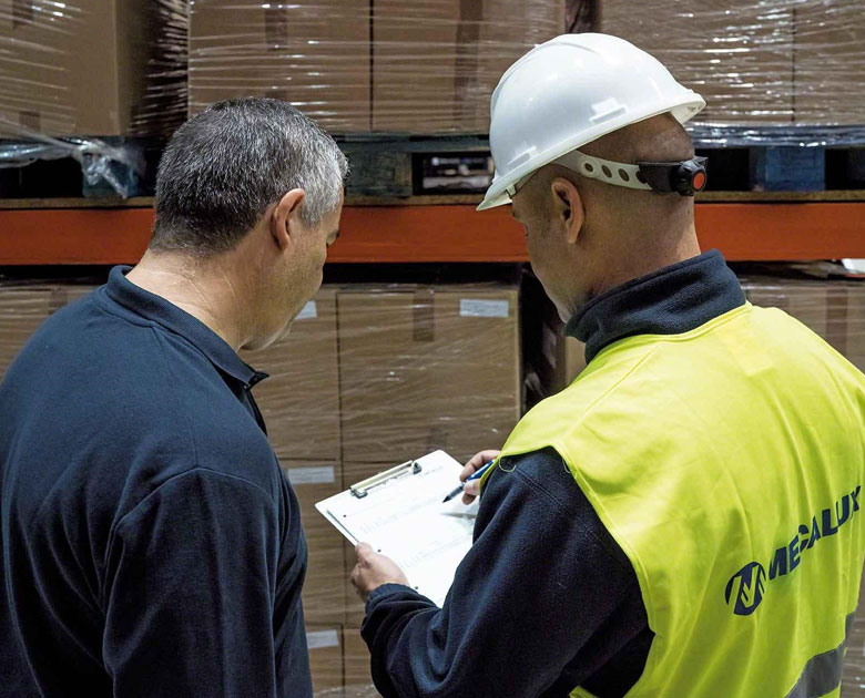 Seguridad en la transportación de mercancías