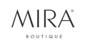 Logo Mira Boutique - Cliente Royal Courier