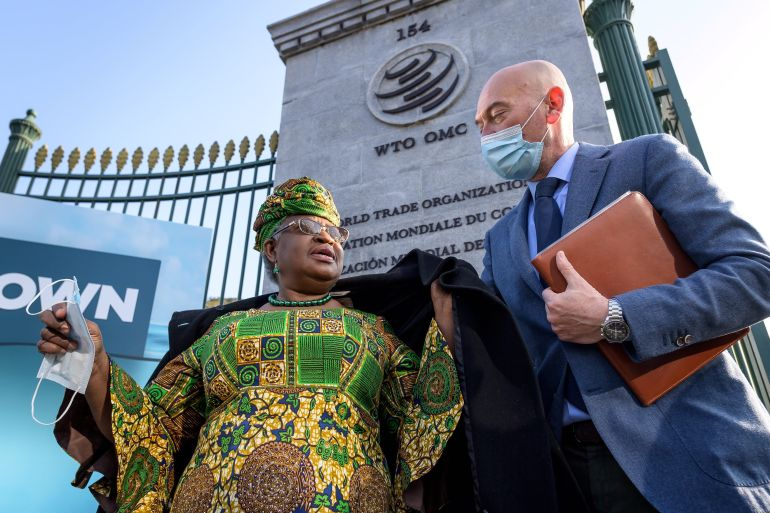 Nigeria's Okonjo-Iweala begins her term as WTO chief