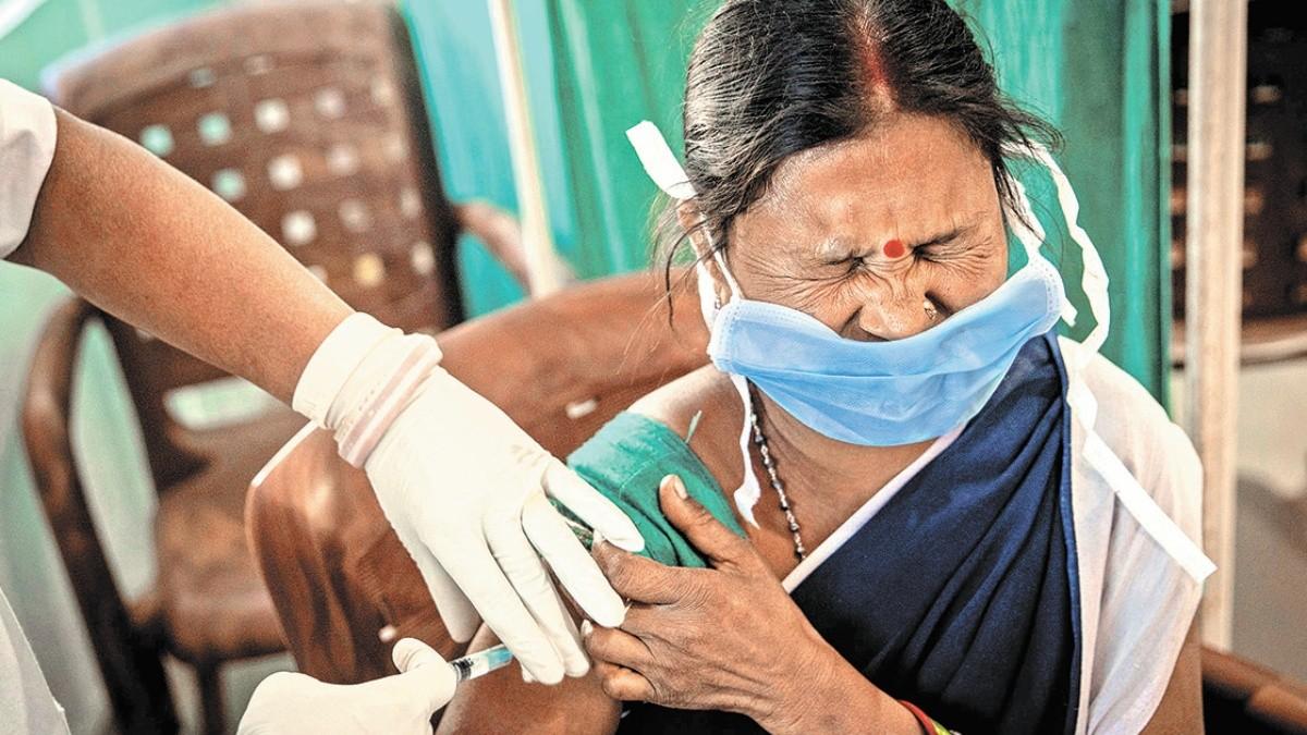 Vacunación India